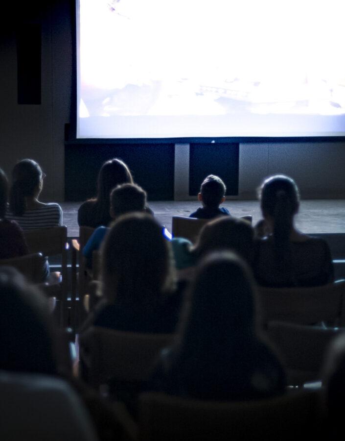 Cinema Inhotim em Brumadinho