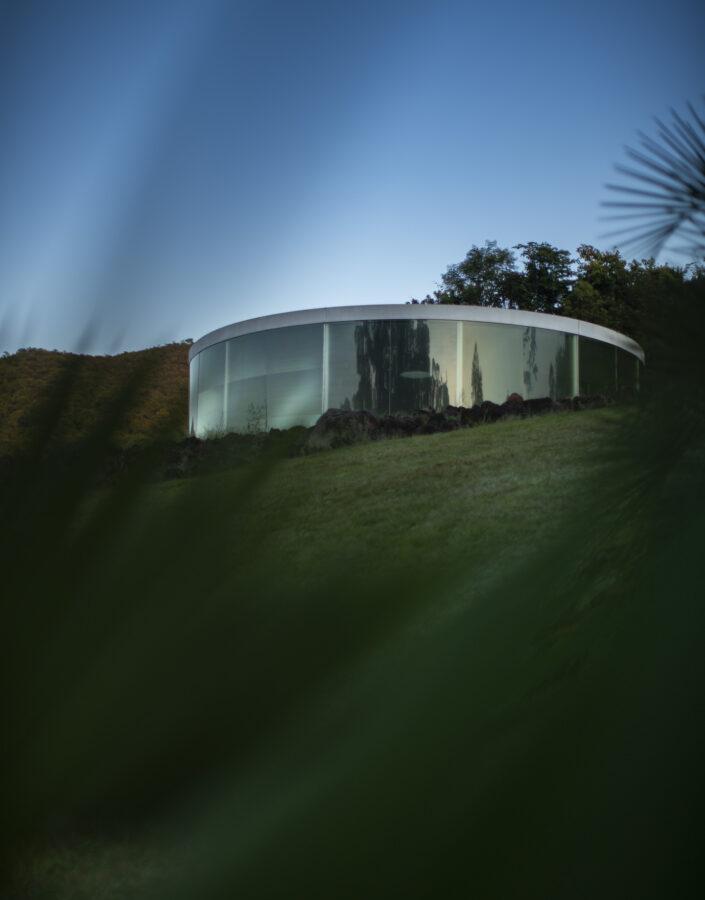 Arte Contemporânea no Inhotim obra Sonic Pavilion de Doug Aitken