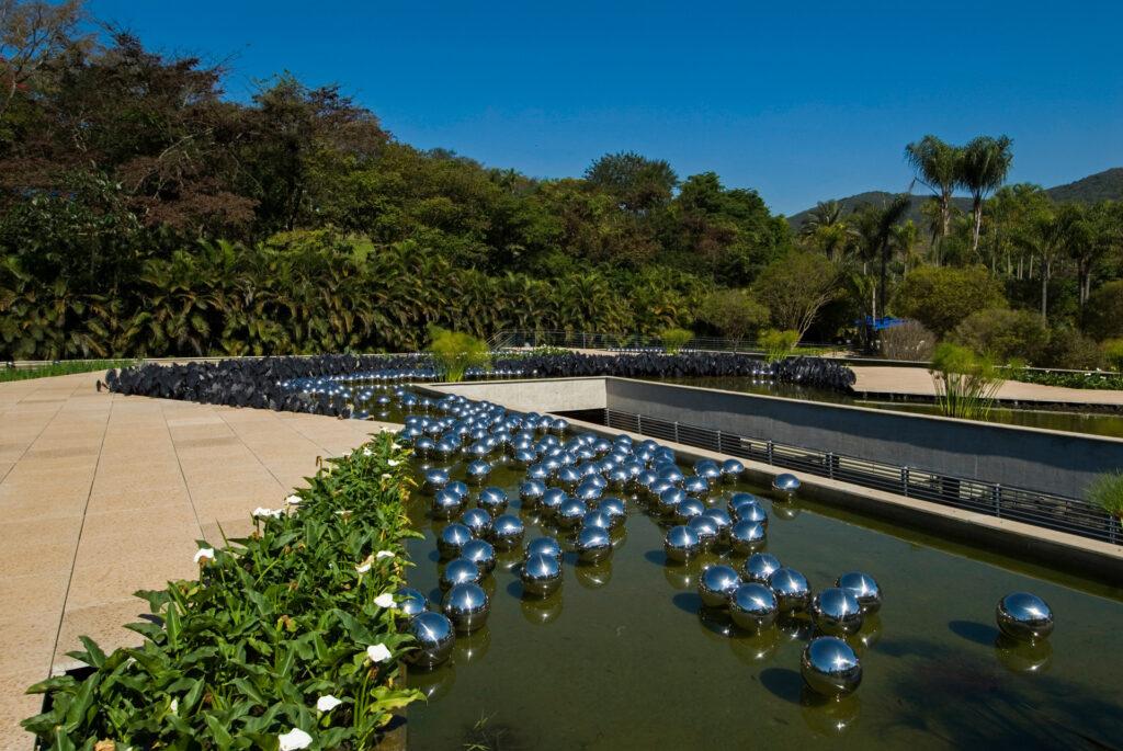 Narcissus Garden Inhotim