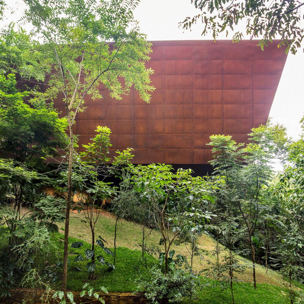 Galeria Miguel Rio Branco Inhotim