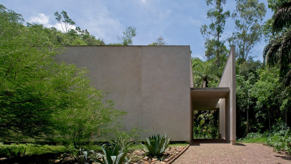 Galeria Doris Salcedo Inhotim