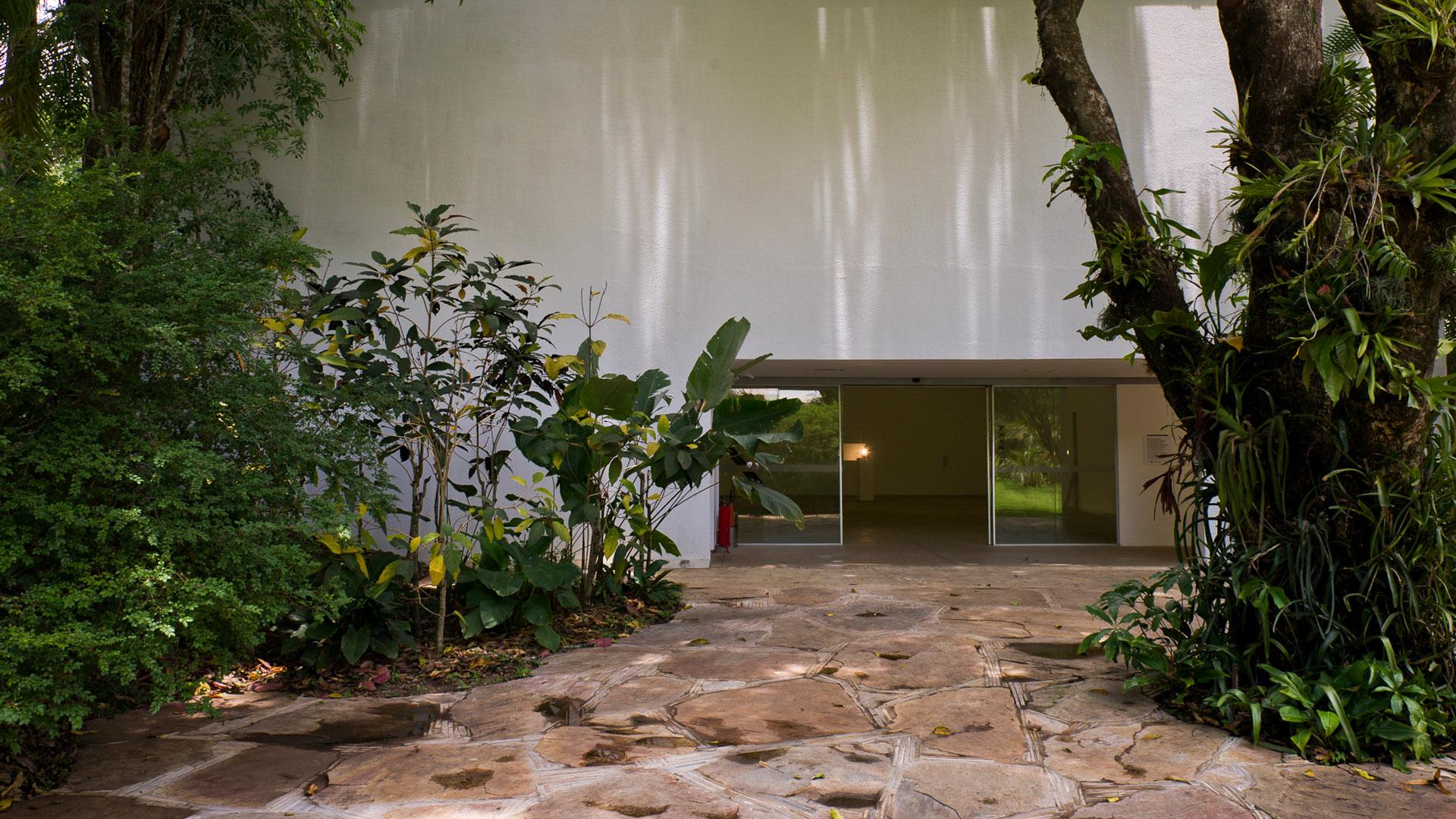 Galeria Lago Inhotim