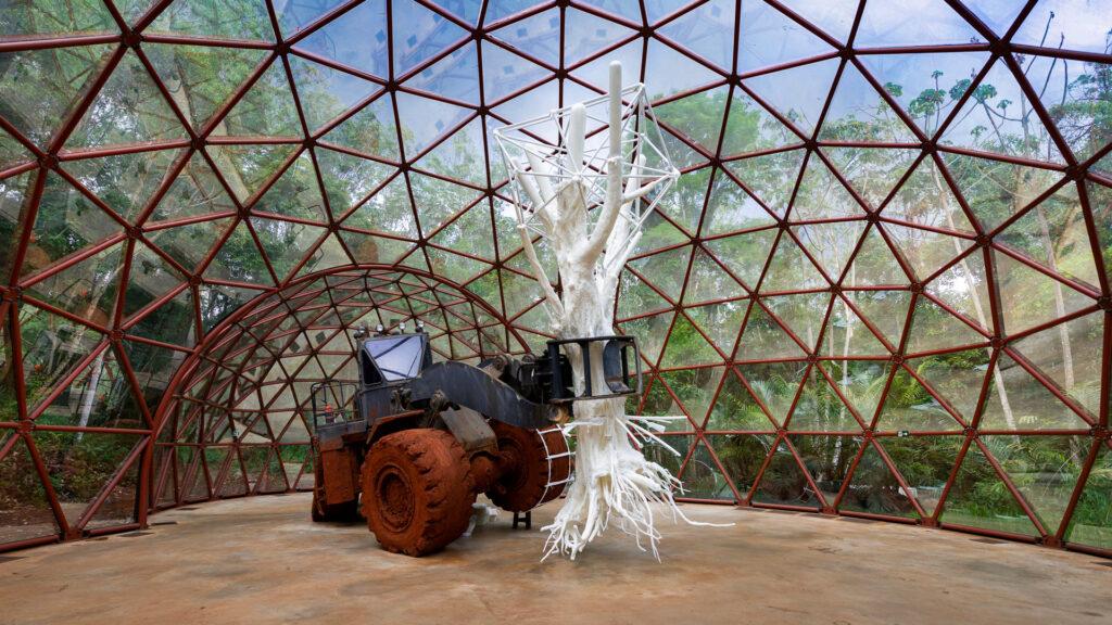 Galeria Matthew Barney Inhotim