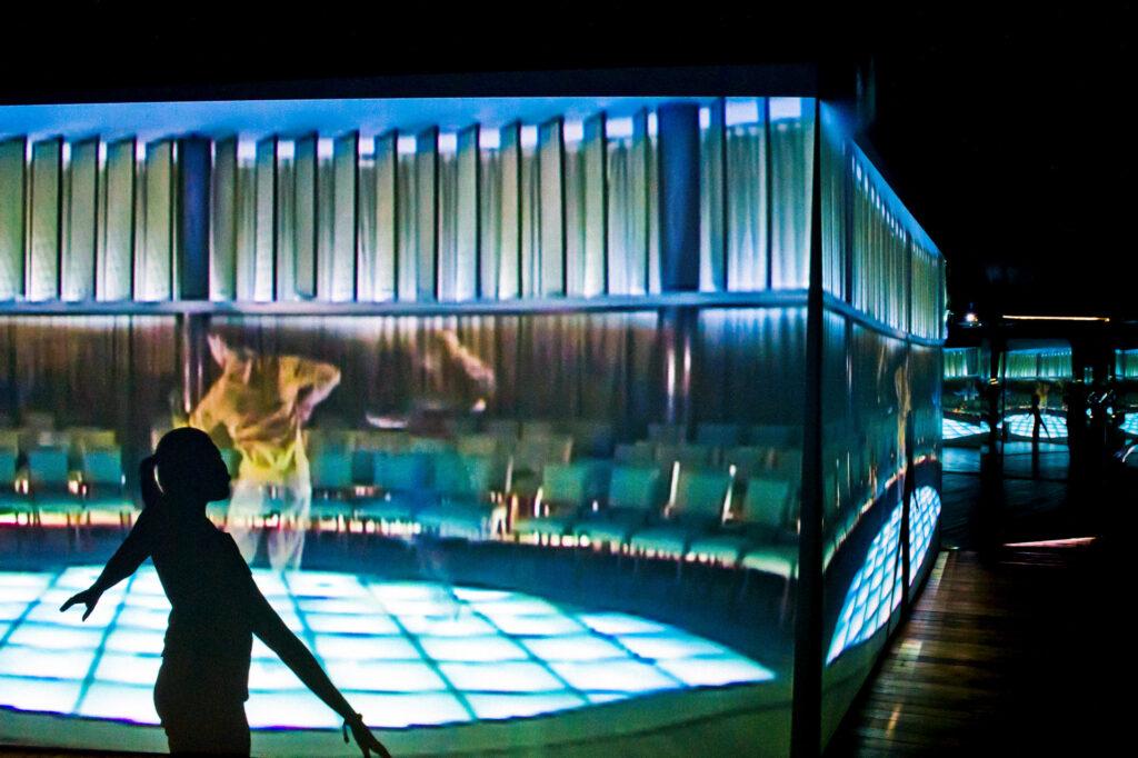 Valeska Soares, Folly, 2005. Galeria Valeska Soares Inhotim