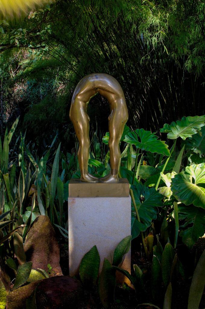 Obra sem título (2001), de Edgard de Souza. Acervo de arte contemporânea Inhotim